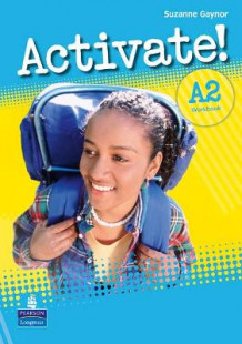 Activate! A2 Workbook without Key av Suzanne Gaynor (Heftet)