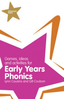 Classroom Gems: Games, Ideas and Activities for Early Years Phonics av Lynn Cousins og Gill Coulson (Heftet)
