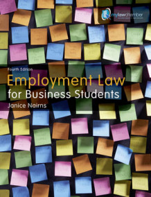 Employment Law for Business Students av Janice Nairns (Heftet)