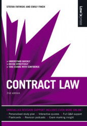 Law Express: Contract Law (Revision Guide) av Stefan Fafinski og Emily Finch (Heftet)