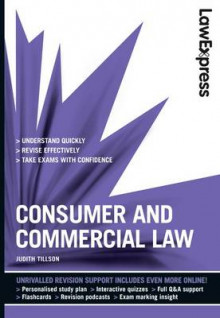 Law Express: Consumer and Commercial Law (Revision Guide) av Judith Tillson (Heftet)