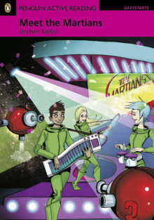 Plares: Meet the Martians Book and CD-ROM Pack av Stephen Rabley (Blandet mediaprodukt)