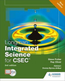 Longman Integrated Science for CSEC av Ray Oliver og Steve Potter (Blandet mediaprodukt)