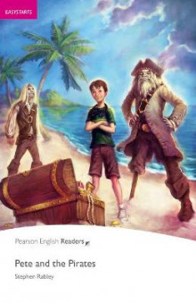 Easystart: Pete and the Pirates Book and CD Pack av Stephen Rabley (Blandet mediaprodukt)