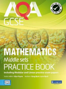 AQA GCSE Mathematics for Middle Sets Practice Book av Glyn Payne, Gwenllian Burns, Lynn Bryd og Greg Byrd (Heftet)