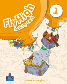 Fly High Level 1 Activity Book av Danae Kozanoglou (Heftet)