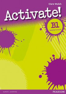 Activate! B1 Teacher's Book av Clare Walsh (Heftet)