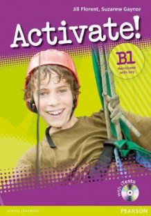Activate! B1 Workbook with Key/CD-ROM Pack Version 2 av Jill Florent og Suzanne Gaynor (Blandet mediaprodukt)
