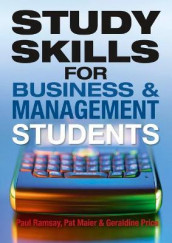 Study Skills for Business and Management Students av Pat Maier, Geraldine Price og Paul Ramsay (Heftet)