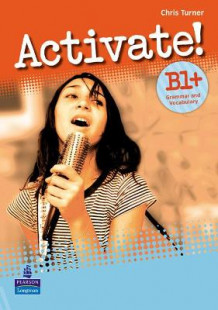 Activate! B1+ Grammar and Vocabulary av Chris Turner (Heftet)