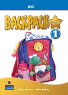 Backpack Gold 1 DVD New Edition av Diane Pinkley og Mario Herrera (DVD-ROM)
