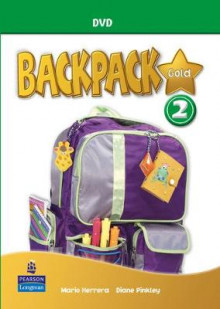 Backpack Gold 2 DVD New Edition av Diane Pinkley og Mario Herrera (DVD-ROM)