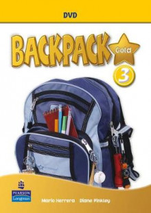 Backpack Gold: 3 av Diane Pinkley og Mario Herrera (DVD-ROM)