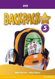 Backpack Gold 5 DVD New Edition av Diane Pinkley og Mario Herrera (DVD-ROM)