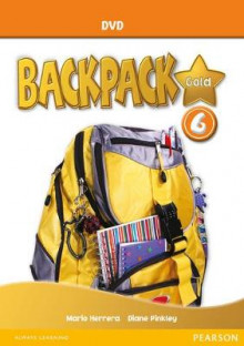 Backpack Gold 6 DVD New Edition av Diane Pinkley og Mario Herrera (DVD-ROM)