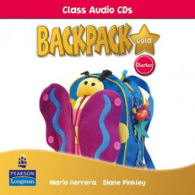 Backpack Gold Starter av Mario Herrera og Diane Pinkley (Lydbok-CD)
