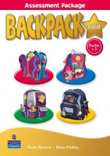 Backpack Gold Assessment Pack Book & M-Rom Str - 3 N/E pack av Diane Pinkley og Mario Herrera (Blandet mediaprodukt)