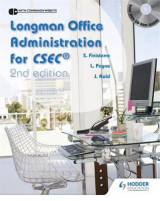 Omslag - Longman Office Administration for CSEC