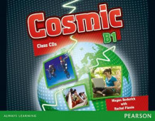 Cosmic B1 Class Audio CDs (Lydbok-CD)