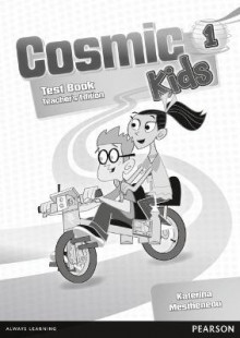Cosmic Kids 1 Greece Test Book Teacher's Edition av Katerina Mestheneou (Heftet)