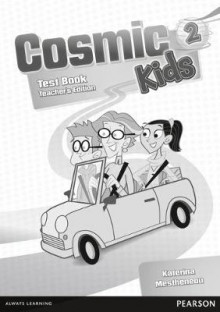 Cosmic Kids 2 Greece Test Book Teacher's Edition av Katerina Mestheneou (Heftet)
