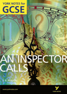 An Inspector Calls: York Notes for GCSE (Grades A*-G) av John Scicluna (Heftet)
