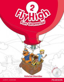 Fly High Level 2 Fun Grammar Pupils Book and CD Pack av Katherina Stavridou (Blandet mediaprodukt)