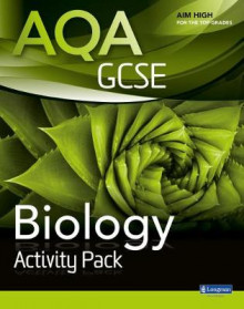 AQA GCSE Biology Activity Pack av Nigel English (Blandet mediaprodukt)