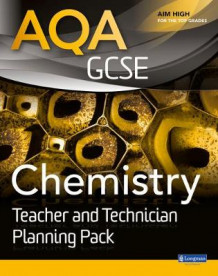 AQA GCSE Chemistry Teacher Pack av Nigel English (Blandet mediaprodukt)