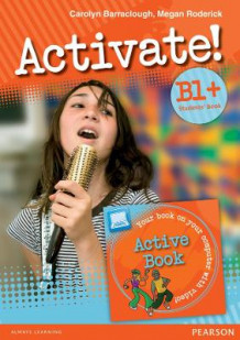 Activate! B1+ Students' Book and Active Book Pack av Carolyn Barraclough og Megan Roderick (Blandet mediaprodukt)