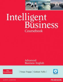 Intelligent Business Advanced Coursebook av Tonya Trappe og Graham Tullis (Blandet mediaprodukt)