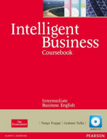 Intelligent Business Intermediate Coursebook/CD Pack av Tonya Trappe og Graham Tullis (Blandet mediaprodukt)