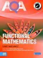 AQA Functional Mathematics Student Book: Level 1 & 2 av Harry Smith, Gwenllian Burns og Lynn Byrd (Heftet)