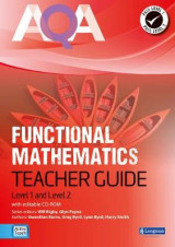 Omslag - AQA Functional Mathematics Teacher Guide with CD-ROM