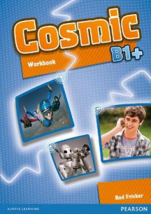 Cosmic B1+ Workbook & Audio CD Pack av Rod Fricker (Blandet mediaprodukt)