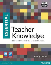 Essential Teacher Knowledge Book and DVD Pack av Jeremy Harmer (Blandet mediaprodukt)