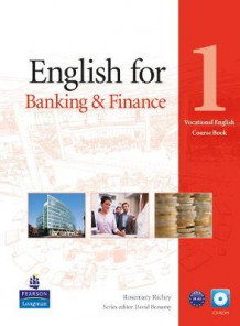 English for Banking & Finance Level 1 Coursebook and CD-Rom Pack av Rosemary Richey (Blandet mediaprodukt)