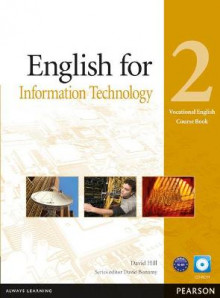 English for IT: Level 2 av David Hill og Karenne Sylvester (Blandet mediaprodukt)