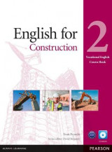 Omslag - English for Construction Level 2 Coursebook and CD-ROM Pack