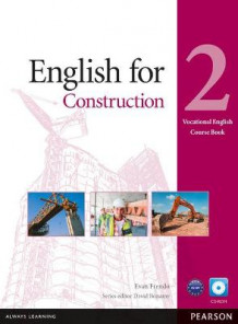 English for Construction Level 2 Coursebook and CD-ROM Pack av Evan Frendo (Blandet mediaprodukt)