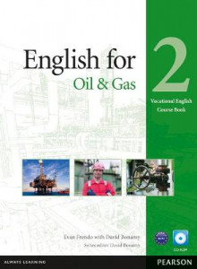 English for the Oil Industry Level 2 Coursebook and CD-ROM Pack av Evan Frendo (Blandet mediaprodukt)