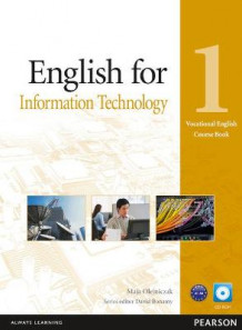 English for IT Level 1 Coursebook and CD-Rom Pack av Maja Olejniczak (Blandet mediaprodukt)