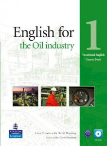 English for the Oil Industry: English for the Oil Industry Level 1 Coursebook and CD-Ro Pack Coursebook Level 1 av Evan Frendo (Blandet mediaprodukt)