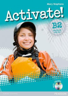 Activate! B2 Workbook with Key and CD-ROM Pack av Mary Stephens (Blandet mediaprodukt)