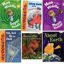Learn to Read at Home with Bug Club: Lime Pack (Pack of 6 Reading Books with 4 Fiction and 2 Non-Fiction) av Andrew Fusek Peters, Polly Peters, Maureen Haselhurst og Pauline Cartwright (Heftet)