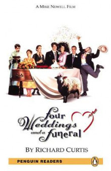 Level 5: Four Weddings and a Funeral Book and MP3 Pack av Richard Curtis (Blandet mediaprodukt)