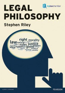 Legal Philosophy av Stephen Riley (Heftet)