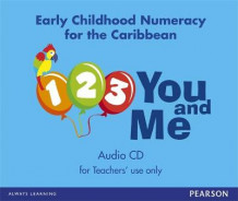 1, 2, 3, You and Me: Early Childhood Numeracy for the Caribbean av Cathryn O'Sullivan (Lydbok-CD)