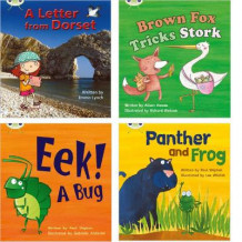 Learn to Read at Home with Phonics Bug: Pack 5 (Pack of 4 Reading Books with 3 Fiction and 1 Non-Fiction) av Emma Lynch, Alison Hawes og Paul Shipton (Heftet)