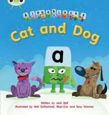 Cat and Dog: Alphablocks Set 03 av Jack Bell (Heftet)